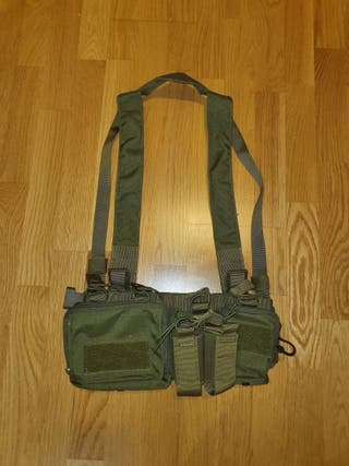 Chaleco airsoft Chestrig