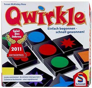 Qwirkle - Juego de mesa - Nuevo - Juego del año