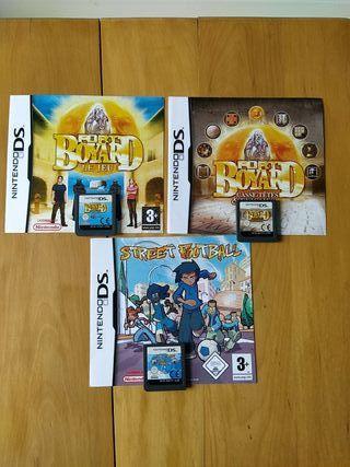 Juegos DS,2DS,3DS ( 3 X 10 EUR )