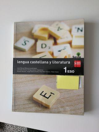 lengua castellana y literatura isbn 9788467575934
