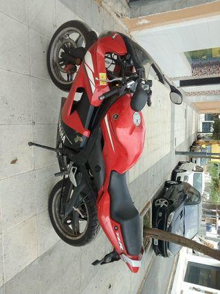 Yamaha tzr 2008