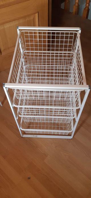 cesta de ordenación