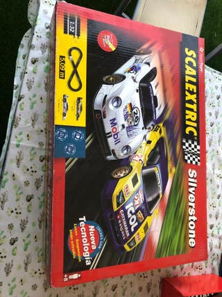 Scalextric silverstone