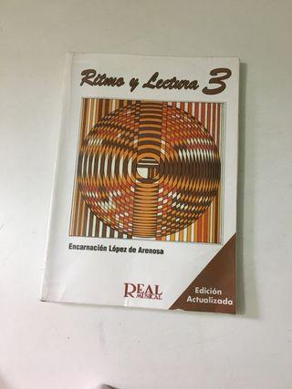 Ritmo y Lectura 3