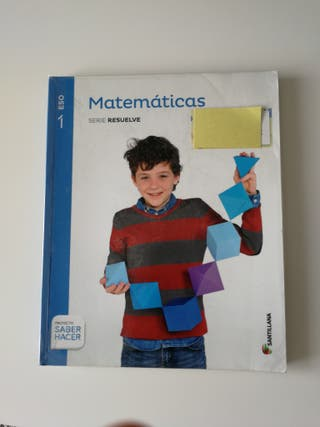 matemáticas isbn 9788468014418