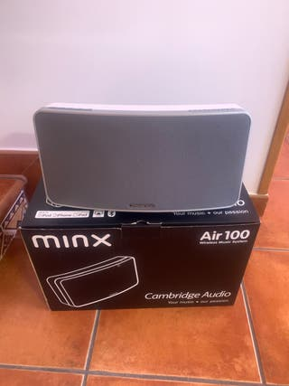 Altavoz Cambridge Minx Air 100