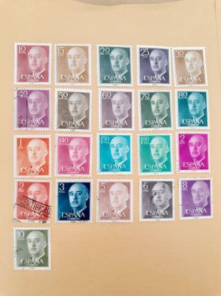 serie completa Franco 1955