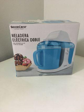 Heladera Eléctrica Doble - SilverCrest