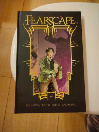 Comic Fearscape