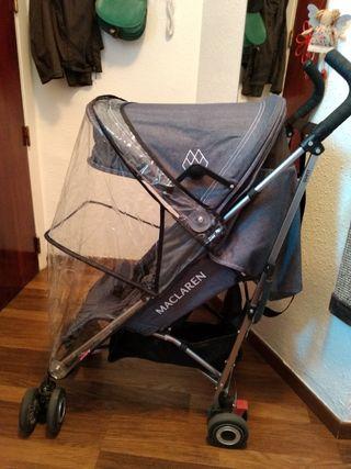 McLaren Quest silla de paseo