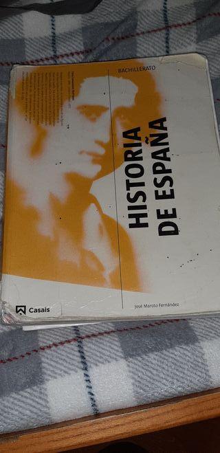 libros 2 de bachillerato La Albuera