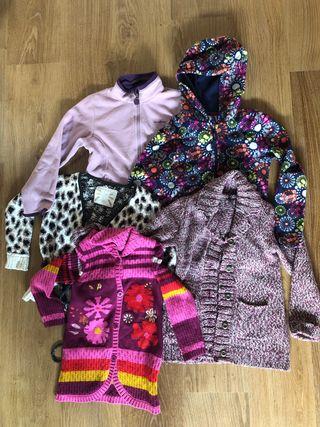 Lote ropa niña diversas marcas