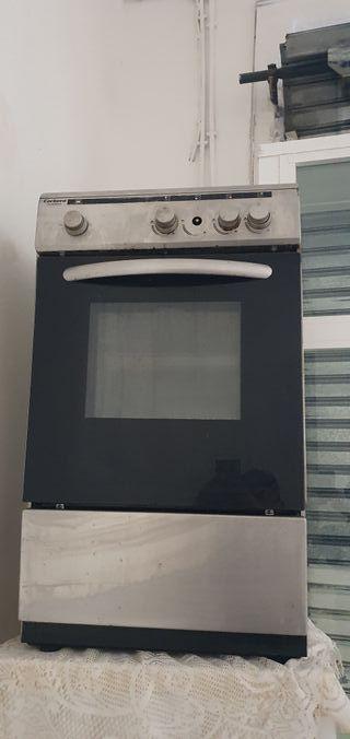Estufa para cocina con horno