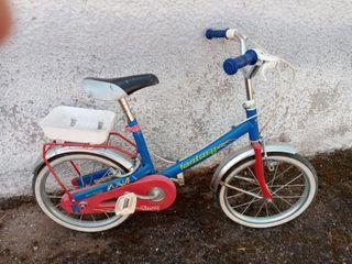 bicicleta infantil vintage