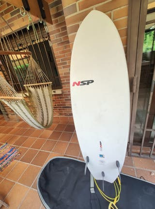Tabla de Surf epoxy NSP 5'6
