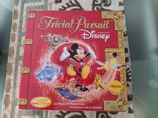 Juego Trivial Pursuit Disney