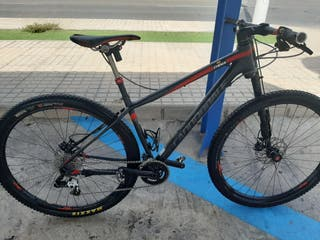 Cannondale carbon F29 lefty 29 talla M