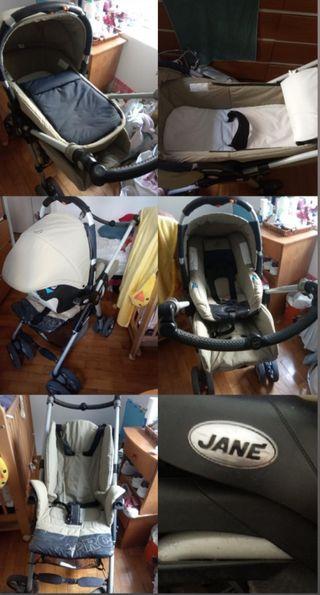 Carrito bebé ( Marca Jane)