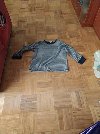 camiseta polar niño