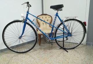 Bicicleta Clásica de Paseo Orbea Luarca. Años 70