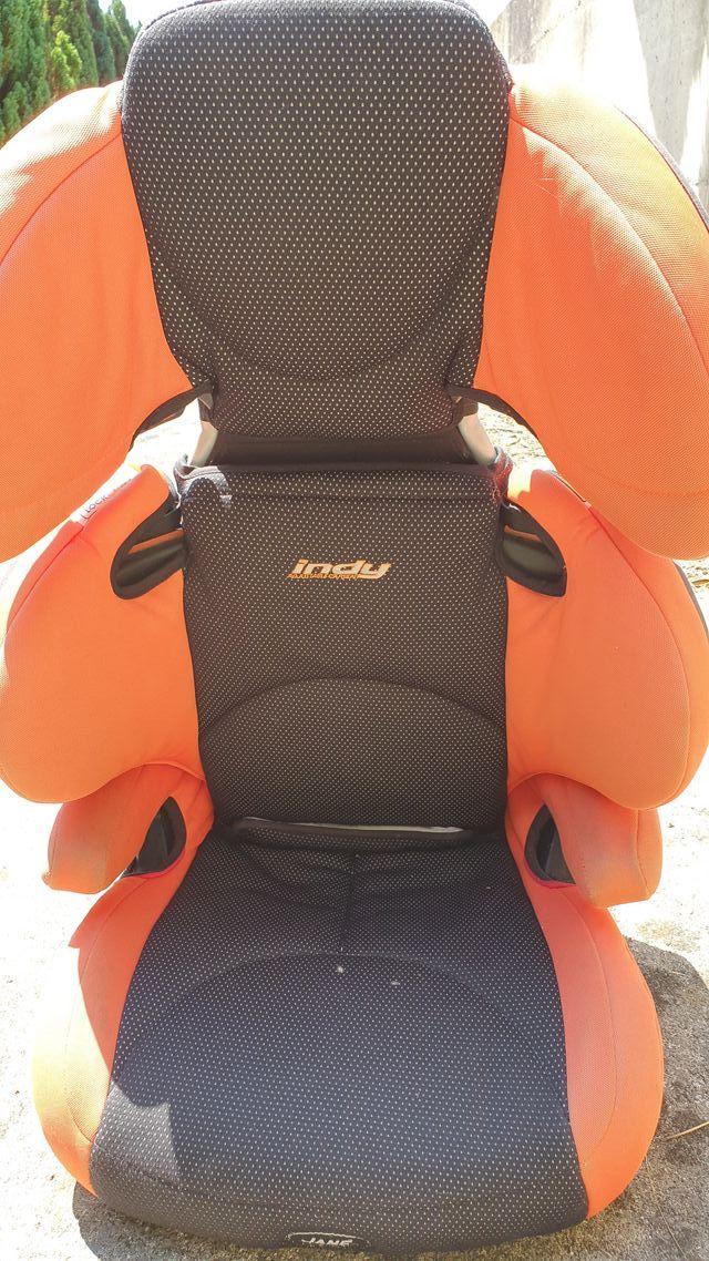 silla para coche Jane 9 a 36 kg grupos 1 2 y 3