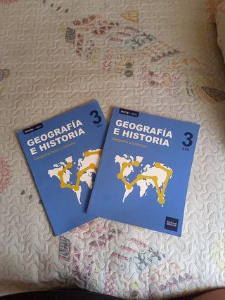 3 ESO- GEOGRAFÍA E HISTORIA