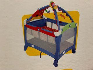 Cuna y parque de bebés de viaje Baby Einstein