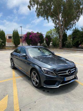 Mercedes-Benz Clase C 220 AMG