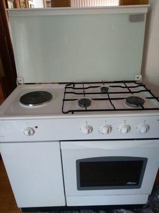 Cocina de gas Fagor