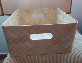 Caja-Cesta Ikea