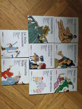 cuentos cds para niños, cuentos clasicos