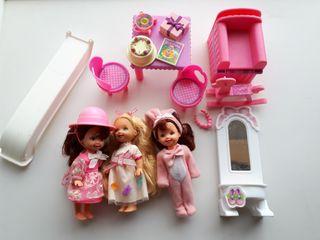 Casa muñeca Shelly/Kelly