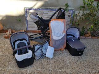 Carrito bebé JANÉ RIDER MICRO STRATA 3 en 1