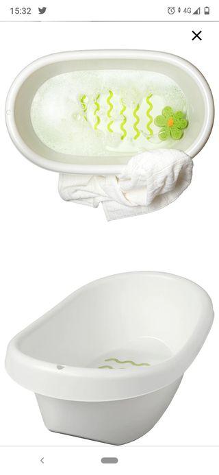 Bañera de bebé ikea