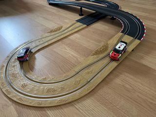 Scalextric Carrera Go! Carrera Chase.