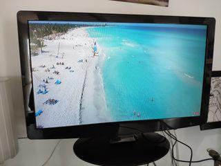 Tele / monitor fullhd 22 con DVD integrado