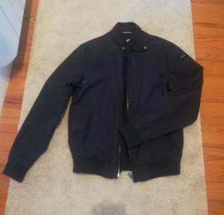 Vintage navy jacket-schott nyc