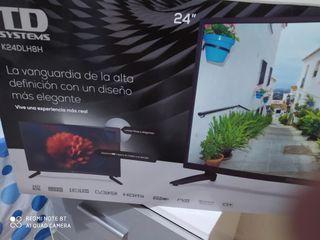 televisión con Wi-Fi compartir pantalla