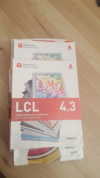 libro lenguaje 4 eso