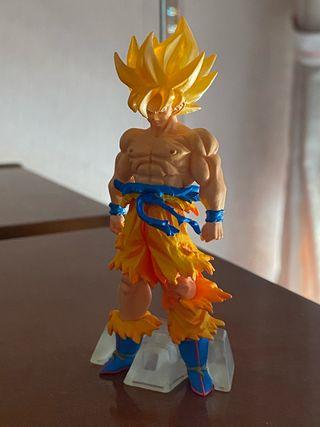 Dragon Ball DG 01 Goku Super Saiyan