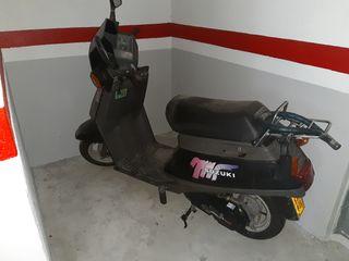 Moto 49cc Suzuki Lido 1990