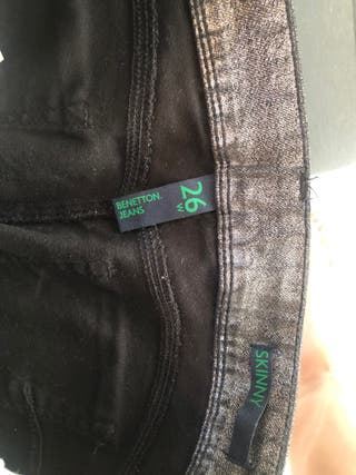 Benetton jeans para mujer