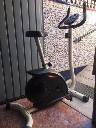 Bicicleta estática magnetica