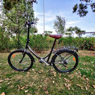 Bicicleta plegable PS50 24´´ B-PRO