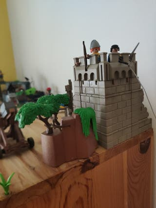 playmobil castillo