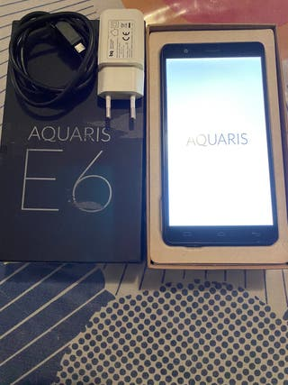 Bq Aquiaris E6