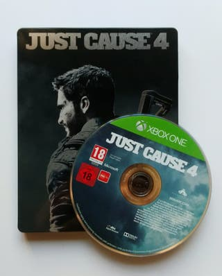 Juego Just Cause 4 Xbox One
