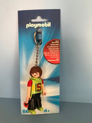 Playmobil llavero