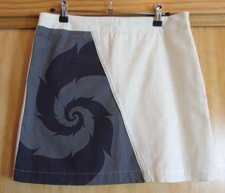 Mini falda LAVAND