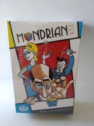 Juego Mondrian.